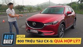 Download Hơn 800 triệu mua Mazda CX-5 2.0L 2019: QUÁ HỢP LÝ? |Autodaily.vn| Video