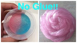 Download 3 Ways How To Make Slime With No Glue!! Video