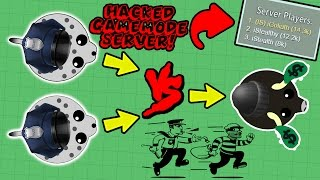 Download HACKED SERVER IN MOPE.IO!? NEW EPIC GAME COPS vs ROBBERS GAMEMODE! (Mope.io) Video