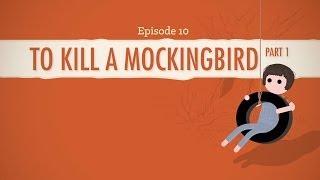 Download To Kill a Mockingbird, Part I - Crash Course Literature 210 Video