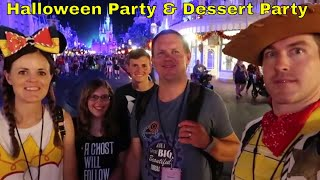 Download Magical Mondays #62 - Mickey's Not So Scary Halloween Party and Dessert Party Video