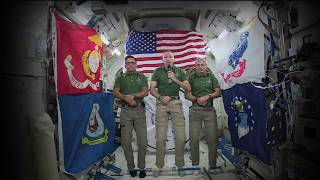 Download Expedition 53 - 2017 Veterans Day Message Video