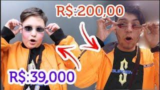 Download COMPREI A MESMA ROUPA POR R$200 - QUANTO CUSTA O OUTFIT Video