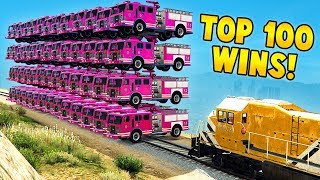 Download TOP 100 MOST INSANE GTA 5 WINS EVER! (Funny Moments Grand Theft Auto V Compilation) Video