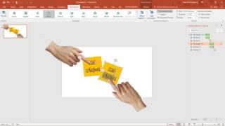 Download สาธิตเทคนิคการทำ PowerPoint Animation ง่าย ๆ ได้งานสวยในรูปแบบการจำลองการเล่าเรื่องด้วยกระดาษโพสอิท Video