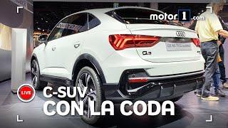 Download Audi Q3 Sportback 2020 | Il primo SUV coupé compatto Video