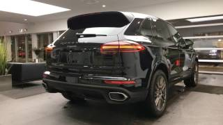 Download 2017 Porsche Cayenne Platinum Edition (R7076) Video