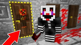 Download HIDING FROM THE EVIL PUPPET... | CIRCUS HIDE & SEEK! - Minecraft Mods Video