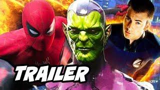 Download Spider-Man Far From Home Trailer - Avengers Tower Scene Easter Egg Breakdown Video