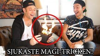 Download ÅRETS MAGI TRICK MED JULIEN MAGIC!!! Video