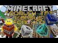 Download TOO MUCH TNT VS FUNLAND 3 (Minecraft Mod Battle #2) Video