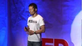 Download Pyramid quest: Yukinori Kawae at TEDxKyoto 2012 Video