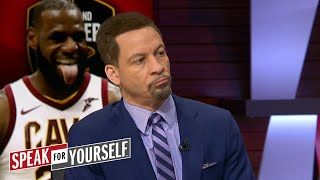 Download Chris Broussard on LeBron James saying Los Angeles is 'built for stars' | SPEAK FOR YOURSELF Video