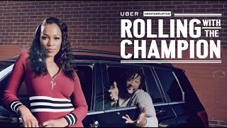 Download Cari Champion With DeAndre Jordan | ROLLING WITH THE CHAMPION Video