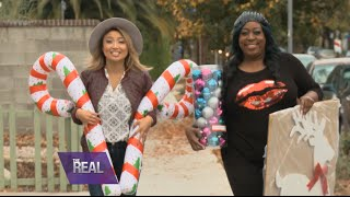 Download Deck the Halls! 'The Real' Hosts Spread Holiday Cheer Video