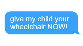 Download r/Entitledparents - ″Give My Child Your Wheelchair NOW!″ - Top Posts of All Time Video