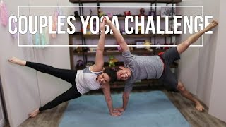 Download COUPLES YOGA CHALLENGE Video
