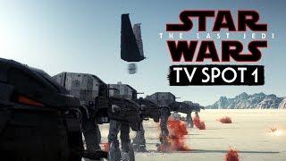 Download Star Wars The Last Jedi TV Spot 1 Video