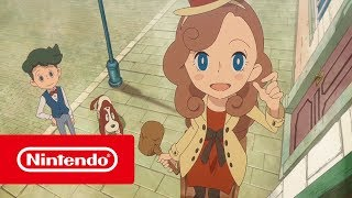 Download LAYTON'S MYSTERY JOURNEY™: Katrielle and the Millionaires' Conspiracy - Trailer (Nintendo 3DS) Video