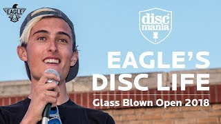 Download Eagle's Disc Life - Glass Blown Open Video