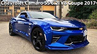 Download Chevrolet Camaro SS 6.2 V8 2017 - 453HP - SOUND | ACCELERATION - CARCUT Video