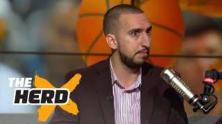 Download Golden State Warriors are 'an overwhelmingly arrogant team' | THE HERD Video