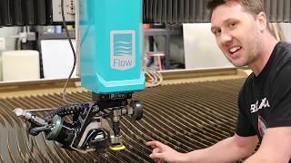 Download How Does a Waterjet Work? Waterjet 101 Video