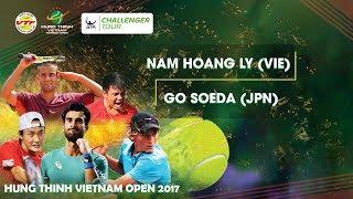 Download FULL | Nam Hoang LY 0-2 Go SOEDA | VÒNG 1 GIẢI QV QT HƯNG THỊNH VIETNAM OPEN 2017 Video