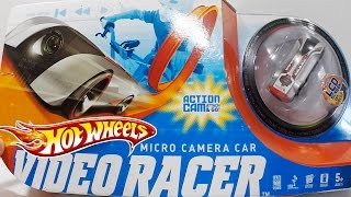 Download Hot Wheels Carrinho Micro Camera Car Video Racer Onboard - Brinquedos Video