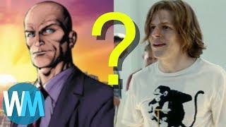 Download Top 10 Worst Super Villain Casting Video
