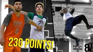 Download 230 Points in a Game!? Chino Hills VS Bishop Gorman Full Highlights | theLEAGUE Final Week Video