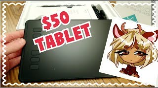 Download ☆ GREAT BEGINNER DRAWING TABLET || SPEEDPAINT +Huion H640P ☆ Video