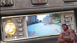Download INSTALLATION OF MULTIMEDIA 1 DIN REAR VIEW CAMERA а.С.м Video
