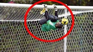 Download Top 10 Acrobatic Goalkeepers Saves Video