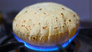 Download ★ How to make Soft Chapati / Phulka / Roti | Chapati Recipe | Phulka Recipe Video