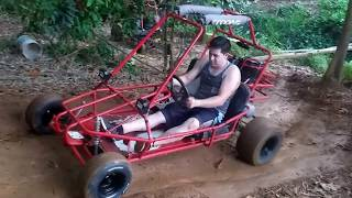 Download Offroad gokart gy6 150cc puerto rico Video