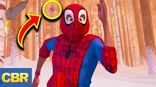 Download 10 Things You Won't Notice In Spider-Man: Into The Spider-Verse Video