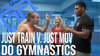 Download Just Train vs. Just Move at Tumble Tykes Gymnastics | Just-Train TV Video