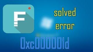 Download How to solve/fix Filmora error 0xc000001d in 1 minute Video