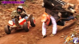 Download EXTREME BARBIE JEEP RACING 2014 | Morris Mountain Video