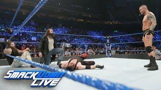 Download Randy Orton vs. Kane - No Disqualification Match: SmackDown LIVE, Nov. 1, 2016 Video