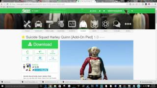 Download AddOnPeds Installation Tutorial for Gta 5 On PC Video