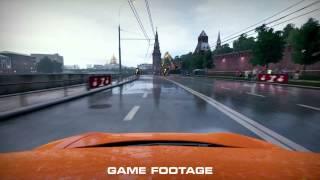 Download World of Speed - McLaren in Moscow Video