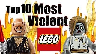 Download Top 10 Most Violent LEGO Sets! Video