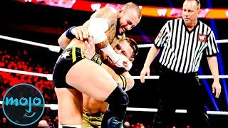 Download Top 10 Matches in WWE Monday Night Raw History Video