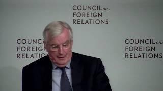 Download Clip: Michel Barnier on Brexit Negotiations Video