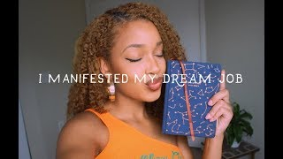 Download I Manifested my DREAM Job Video