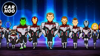 Download What If This Happened in Avengers Endgame【Marvel Superheroes Parody】 Video