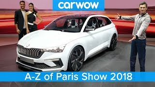 Download Best new cars coming 2019-2020 - my A-Z guide of the Paris Motor Show | carwow Video