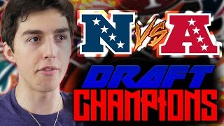 Download NFC VS AFC DRAFT! MADDEN 17 DRAFT CHAMPIONS Video